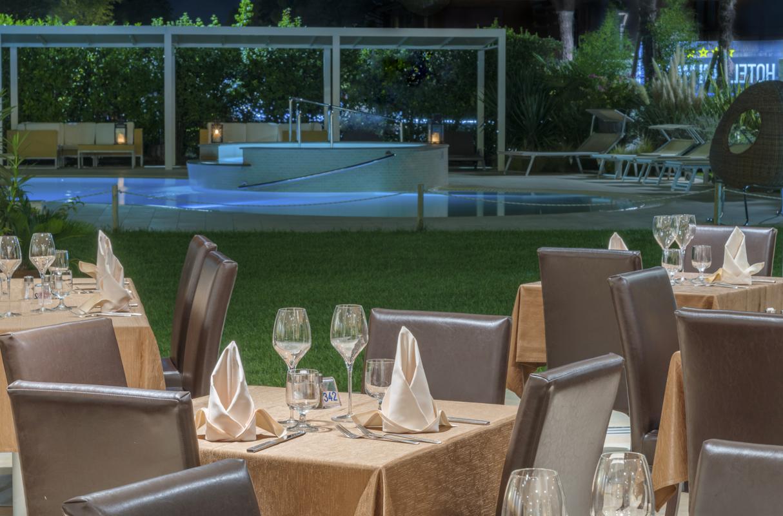 Hotel San Marco 4 stelle a Bibione Pineda